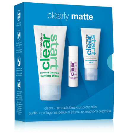Dermalogica Clearly Matte Kit